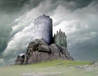 chateau, donjon, solitude, doute, invulnérabilité