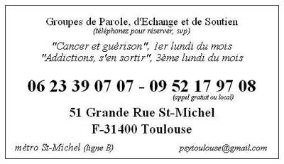 Carte de visite verso, Duval-Levesque