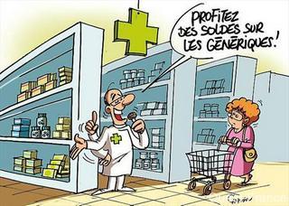 solde médicaments
