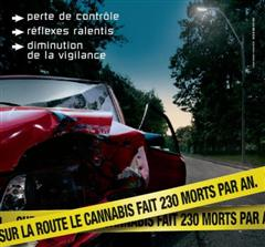 accident, cannabis, auto