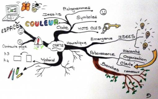 carte mentale, F.Duval-Levesque,psychopraticien, coach, addiction-dépendances, dépression, mal-être