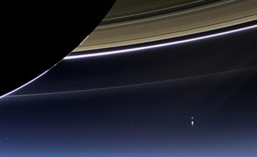 Une photo rare de la Terre !