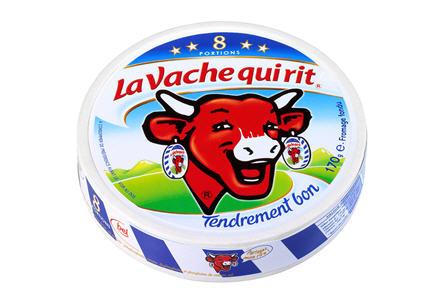 Manipulation les personnages publicitaires f tiches de notre enfance influen - Photo la vache qui rit ...