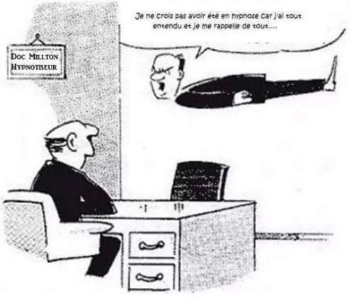 Hypnose client ingrat