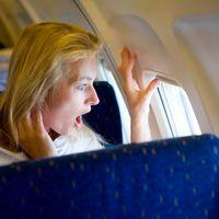 Peur et phobie de l'avion