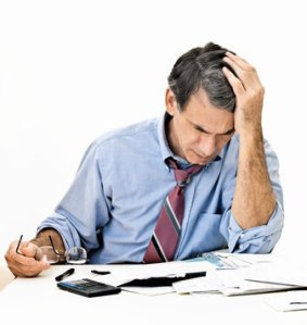 cadre stress travail