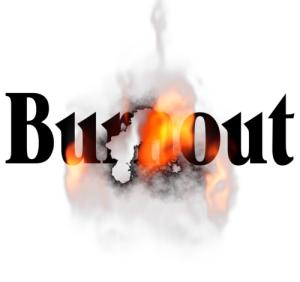 burn out, pompier