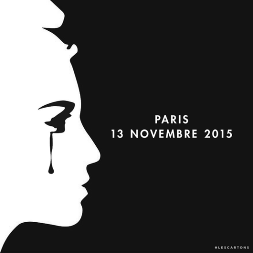 attentats Paris, 13112015